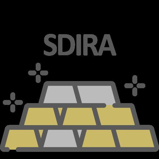 precious metals in an sdira