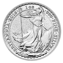 uk silver britannia